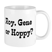 roy gene hoppy Mug