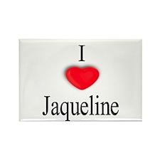 Jaqueline Rectangle Magnet (10 pack)