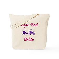 Cape Cod Bride Tote Bag
