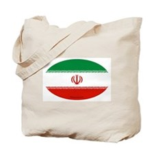 Cute Iranian football Tote Bag