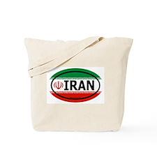 Unique Iranian football Tote Bag