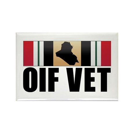 Operation Iraqi Freedom Rectangle Magnet (10 pack)
