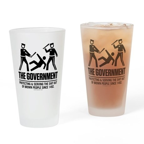 The Government Drinking Glass