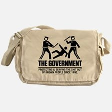 The Government Messenger Bag