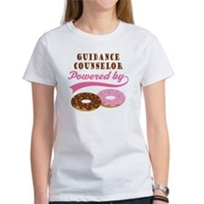 Guidance Counselor Gift Donuts Tee