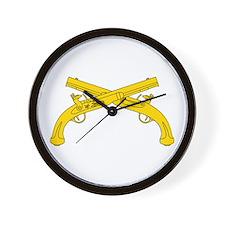 MP Branch Insignia Wall Clock