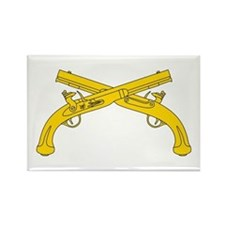 MP Branch Insignia Rectangle Magnet