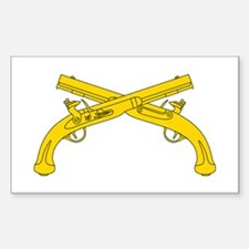 MP Branch Insignia Sticker (Rectangle)