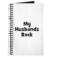 My Husbands Rock Journal
