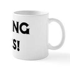 Nanjing Rocks! Mug