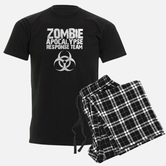 CDC Zombie Apocalypse Respons Pajamas