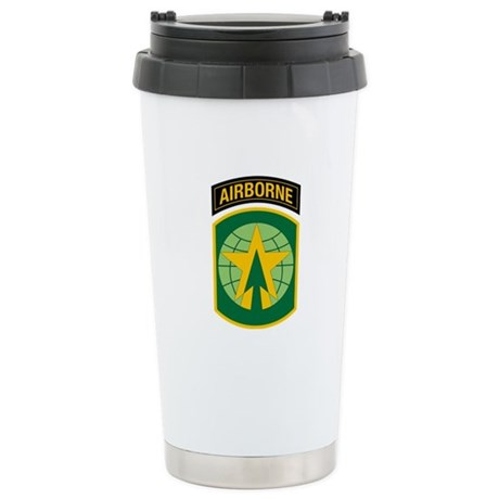 16th MP Brigade Stainless Steel Travel Mug