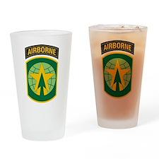 16th MP Brigade Drinking Glass