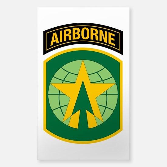 16th MP Brigade Sticker (Rectangle)
