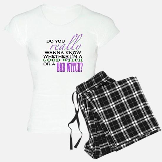 Do You Really Wanna Know? pajamas