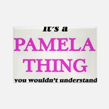 It's a Pamela thing, you wouldn't Magnets