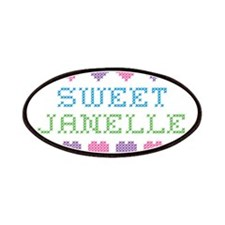 Sweet JANELLE Patches