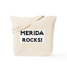 Merida Rocks! Tote Bag