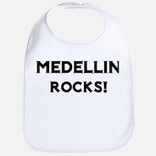 Medellin Rocks! Bib