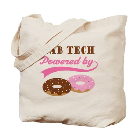 Lab Tech Gift Donuts Tote Bag