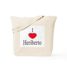 Heriberto Tote Bag
