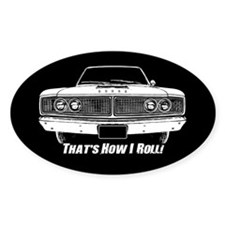 How I Roll - Dodge Coronet Decal