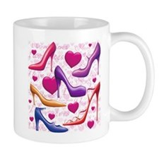 I Love Shoes Mug