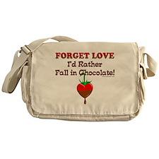 Chocolate Lovers Messenger Bag