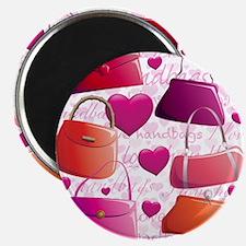 I love Handbags Magnet
