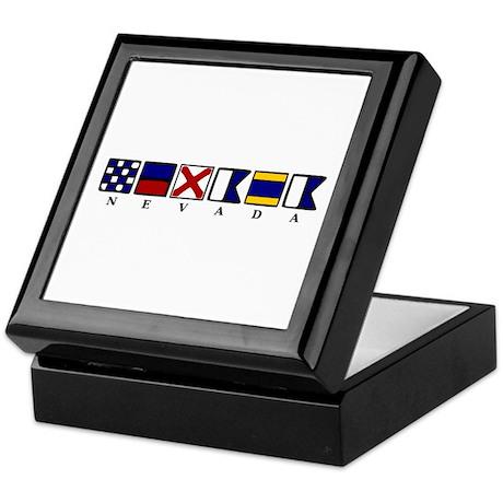 Nevada Keepsake Box