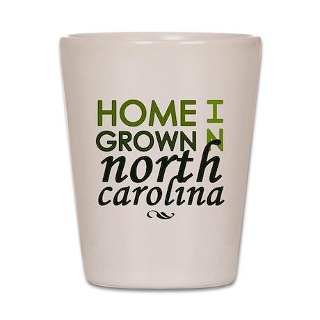 'North Carolina' Shot Glass