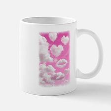 Heart Clouds Small Small Mug