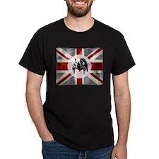 Union Jack and Bulldog T-Shirt