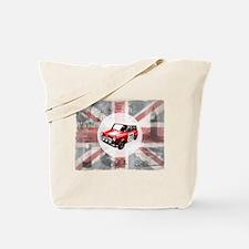Union Jack, Mini and London I Tote Bag