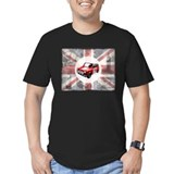 Mini coopers Fitted T-shirts (Dark)