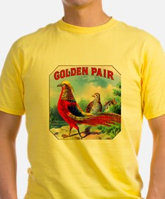 Golden Pheasants Cigar Label T
