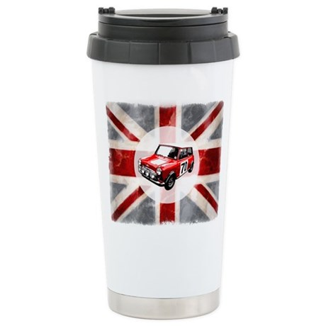 Union Jack and Mini Stainless Steel Travel Mug