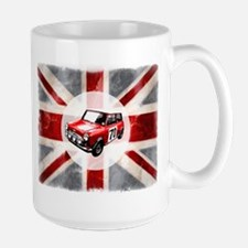 Union Jack and Mini Mug