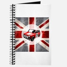 Union Jack and Mini Journal