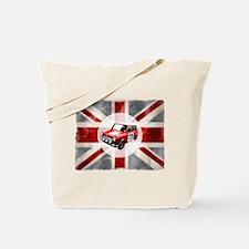 Union Jack and Mini Tote Bag