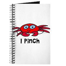 I pinch - crab Journal