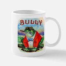 Bully Bullfrog Cigar Label Mug