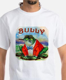 Bully Bullfrog Cigar Label Shirt