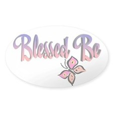 Blessed Be Decal