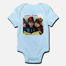Bible Class Cigar Label Infant Bodysuit