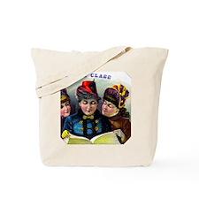 Bible Class Cigar Label Tote Bag