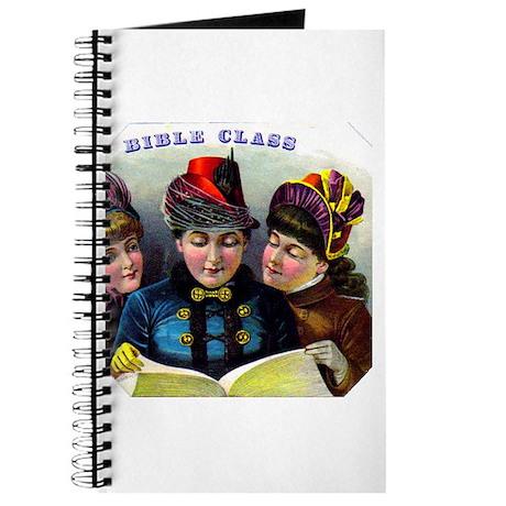 Bible Class Cigar Label Journal