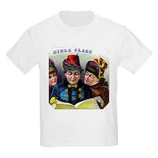 Bible Class Cigar Label T-Shirt