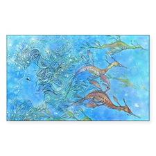 Aquamarine Tides Decal