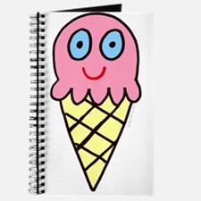Single Ice Cream Cone! Journal